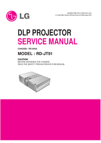 Service Manual LG RE-048A