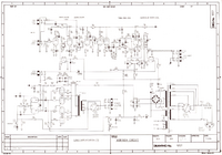 Cirquit Diagram Laney AOR 100H