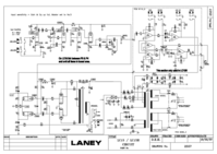 Manual de servicio Laney LC15