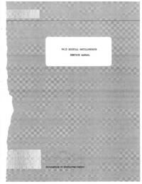 Manual de servicio LeCroy 9410