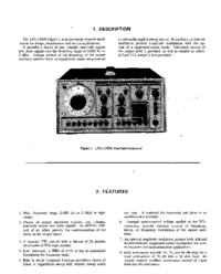 Instrukcja obsługi Leader LFG-1300S