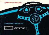 Manuel de l'utilisateur LearjetStereo Jetstar 8 A-109