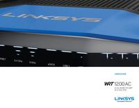 Instrukcja obsługi Linksys WRT 1200 AC
