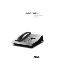 Loewe-92-Manual-Page-1-Picture