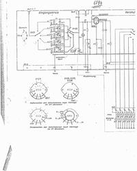 Schema Lorenz E1