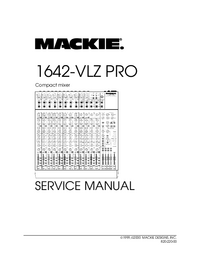 Mackie-9540-Manual-Page-1-Picture
