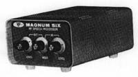Service- und Bedienungsanleitung Magnum6 Magnum 6