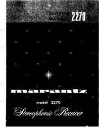 Marantz-6613-Manual-Page-1-Picture