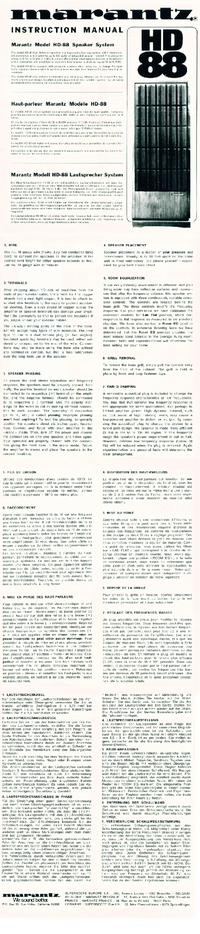 Marantz-6638-Manual-Page-1-Picture