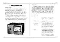 Service-en gebruikershandleiding Marconi TF 2600