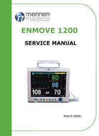 Manual de servicio Mennen ENMOVE 1200