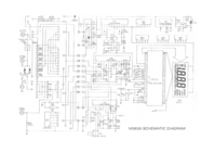 Cirquit diagramu Metex M3630