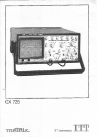 Metrix-3820-Manual-Page-1-Picture