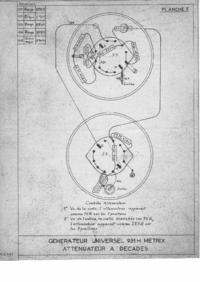 Schéma cirquit Metrix 931H