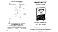 Manual del usuario Micronta 22-030A