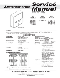 Mitsubishi-1190-Manual-Page-1-Picture