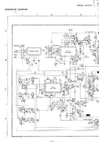 Cirquit diagramu Mitsubishi DA-R47P