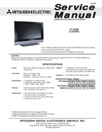 Mitsubishi-1324-Manual-Page-1-Picture