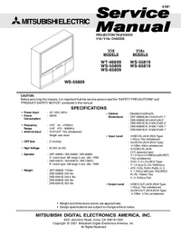 Mitsubishi-1333-Manual-Page-1-Picture