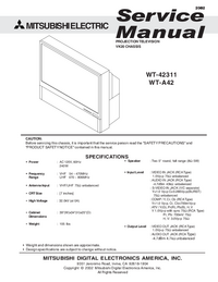 Mitsubishi-1339-Manual-Page-1-Picture