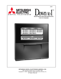 Service Manual Mitsubishi V27