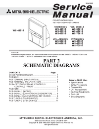 Mitsubishi-2986-Manual-Page-1-Picture