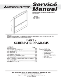 Mitsubishi-2990-Manual-Page-1-Picture