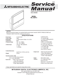 Mitsubishi-2991-Manual-Page-1-Picture