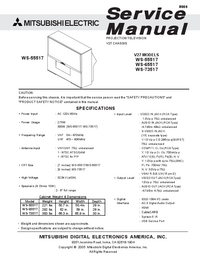 Mitsubishi-4633-Manual-Page-1-Picture