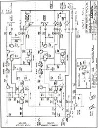 Serviceanleitung Moog minimoog D
