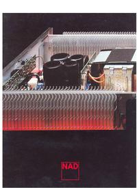 Catálogo NAD XXXXX