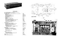 Service Manual NAD 3020