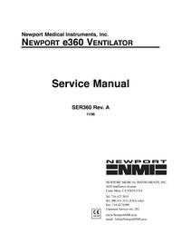 Manual de serviço NMI e360