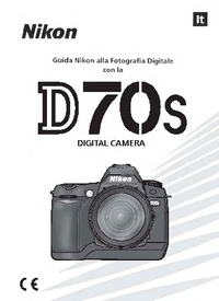 User Manual Nikon D70s