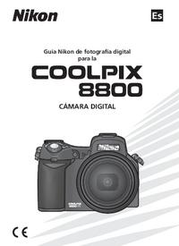 Руководство пользователя Nikon Coolpix 8800