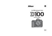 Manuel de l'utilisateur Nikon D100