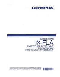 Manual do Usuário Olympus GX-PHU