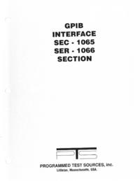 Service- und Bedienungsanleitung PTS PTS 310