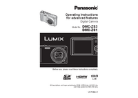 Manual del usuario Panasonic DMC-ZS1