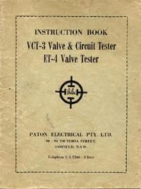 Manual del usuario Paton ET-4
