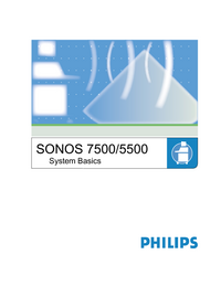 Manuale d'uso Philips SONOS 5500