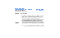 Service Manual Philips iE33