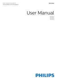 User Manual Philips 55PUT6103