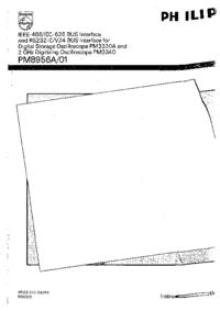 Manuale di servizio Philips PM8956A / 01