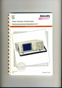 Manual do Usuário Philips PM3370