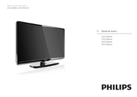 Manual del usuario Philips 37PFL8404H