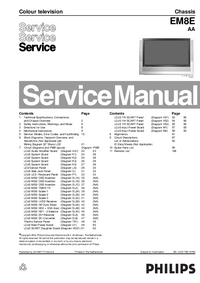 Service Manual Philips Chassis EM8E