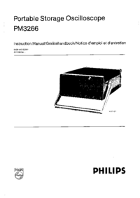 Schema Philips PM3266