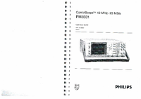 Manual del usuario Philips PM3331