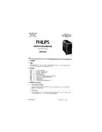 Manual de serviço Philips GM 5650